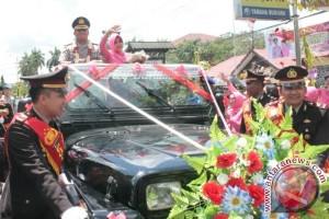 Polres Kotawaringin Timur Diminta Lanjutkan Prestasi