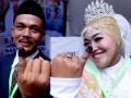 TPS Dengan Tema Pernikahan