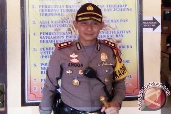 Polres Barsel Pra Rekontruksi Pembunuhan Warga Kalanis