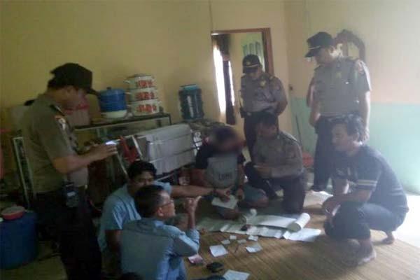 Waduh! Pensiunan PNS Barito Selatan Ditangkap Lantaran Jual Togel