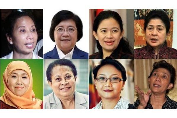 Artikel - Semangat Kartini-kartini Dalam Kabinet Kerja Jokowi
