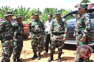 Desa Bayat Jadi Lokasi TMMD Untuk Kabupaten Lamandau