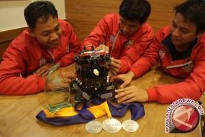 Keren! Indonesia Juara Umum Kompetisi Robot Internasional