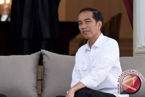 Jokowi Harap Masjid Asy'ari Jadi Simbol Islam Moderat