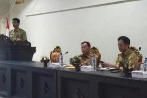 Pemkab Barito Utara Gelar Rakordal Pembangunan Daerah