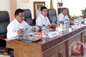 Bupati Bartim Pimpin Rakodal Pembangunan Triwulan I