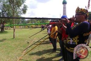 Olahraga Tradisional Manyipet Tetap Dilestarikan