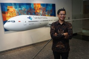 Pahala N. Mansury Jabat Dirut Garuda Indonesia Gantikan Arif Wibowo