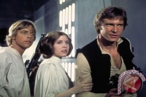 """Benarkah Carrie Fisher tak Akan Muncul Lagi di Episode IX """"Star Wars""""?"""