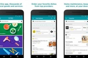 Ingin Pesan Makanan? Bisa Coba Melalui Layanan Android Ini