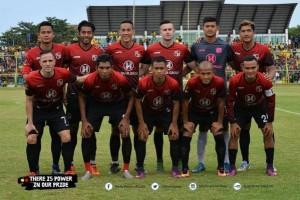 Barito Putera Tundukkan PS Perseru Serui