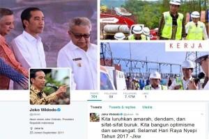 Perbedaan Tak Halangi Hidup dalam Keharmonisan, Kata Presiden Jokowi