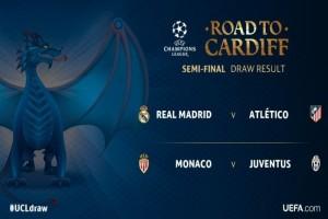 Derbi Madrid di Semifinal Liga Champions