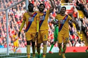 Liverpool Dikalahkan Mantan Pemainnya di Crystal Palace