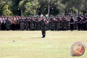 1.454 Personil Gabungan Siap Amankan Kedatangan Wapres Jusuf Kalla di Palangka Raya