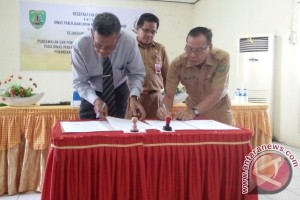 TP4D Kejaksaan Siap Dukung Pembangunan Barito Timur