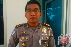 Polisi Terapkan Sistem Buka Tutup Dua Jalur Saat Wapres di Palangka Raya
