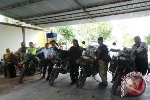 Wow! Peserta Motor Besar Malaysia Tiba Lebih Awal di Sampit