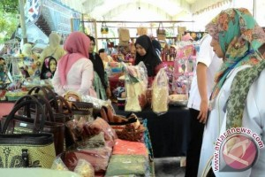 Bazar UMKM Meriahkan Pelaksanaan Rakornas BKS-PTIS