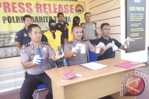 Penyuplai Sabu ke Bartim Terancam Hukuman Penjara 20 Tahun