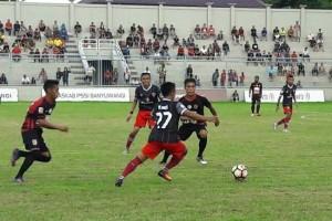 Hore! Kalteng Putra FC Tundukkan Tuan Rumah Persewangi