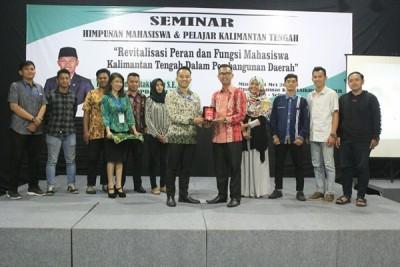 Mahasiswa Kalteng Gelar Seminar di Malang