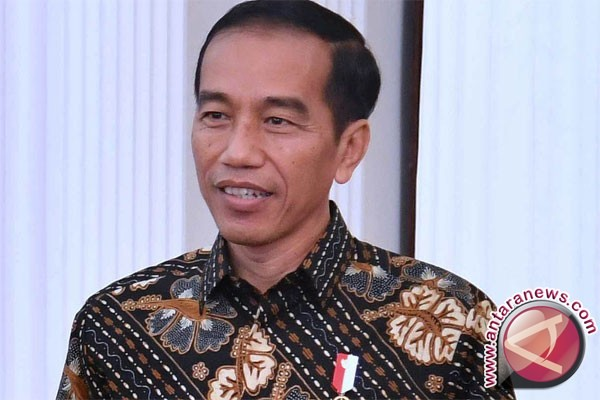 Presiden Minta Para Relawan Sebarkan Nilai Optimisme