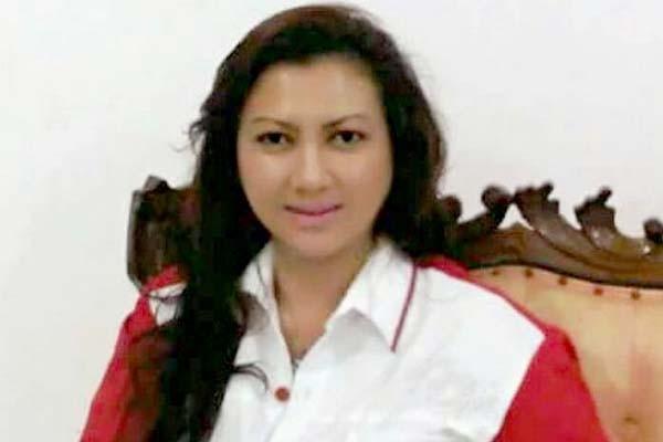 Elisa Lambung Minta Para Tokoh Kalteng Redam