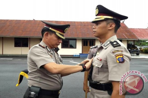 Polres Barito Selatan Gelar Sertijab Kabag Ops