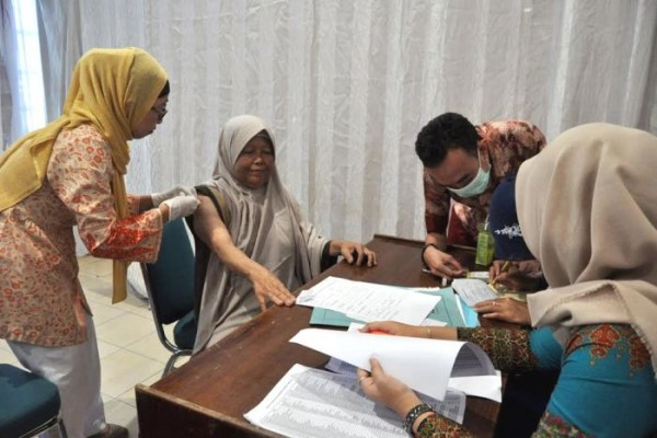 Pemkab Barito Utara Periksa Kesehatan 138 Calon Haji