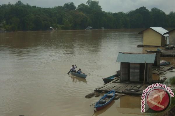 Hujan Lebat Akibatkan Sejumlah Desa di Lamandau Terendam Air