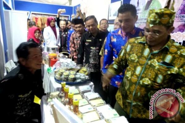 Peserta Kalteng Quality Expo 2017 di Sampit Turun Drastis