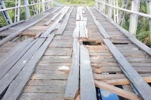 Alhamdulillah! Pemprov Akan Bangun Jembatan Penghubung Seruyan-Kotim Permanen