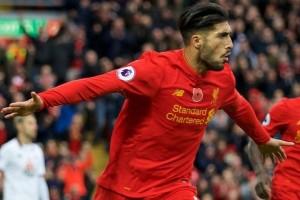 Gol Spektakuler Emre Can, Jaga Liverpool di Posisi 4 Klasemen