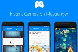 Facebook Umumkan Instant Games for Messenger