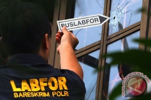 Penembakan Rumah Politisi PKS, Polisi Belum Temukan Proyektil dan Selongsong Peluru