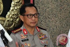 Kapolri Tito Akan Temui Kepala Polisi Myanmar