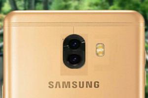 Ternyata! Samsung Galaxy C10 Ponsel Pertama Gunakan Dual Kamera