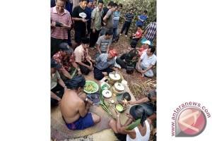 'Miwit Alah Janah' Ritual Adat Dayak Ma'anyan