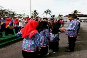 Bupati Barut Janji Umrahkan Juara STQ Kalteng