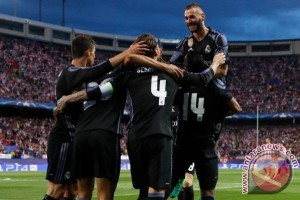 Atletico Takluk, Real Madrid Maju ke Final Liga Champions