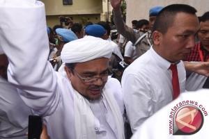 Penyidik Kepolisian Periksa Rizieq Shihab di Arab Saudi