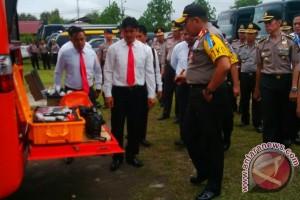Polda Kalteng Siapkan 4.000 Personel Amankan Pilkada Serentak