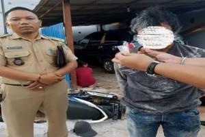 Lagi! Polres Kotim Tangkap Pengedar Sabu yang Beroperasi di Pedesaan