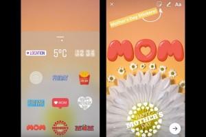 Wow! Instagram tambah Fitur Filter dan Stiker