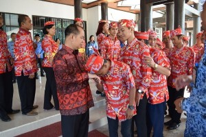 Kapuas Ikuti 14 Lomba di Festival Isen Mulang