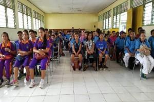 140 Pelajar Ikuti O2SN Tingkat Kabupaten Barito Utara