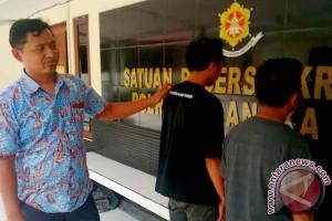 Polisi Buru Dua Pengeroyok Anggota Shabara Polda Kalteng