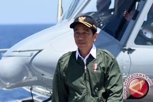 Gebuk dan Tendang Ormas Penentang Pancasila, Kata Jokowi