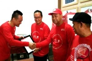 Ratusan Anggota Komunitas Gelar Aksi Donor Darah